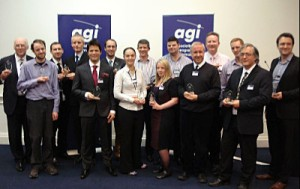 AGI Award Winners 2013